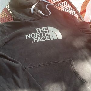 Small women's North Face hoodie